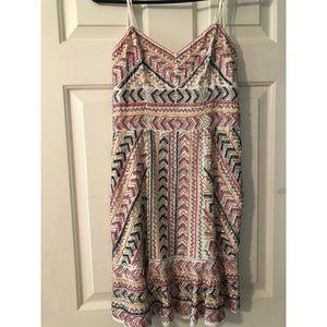 Stunning Parker beaded dress